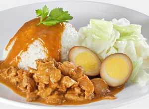 Curry Rice Set D