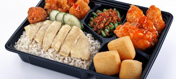 Chicken Rice Set 8 (S)